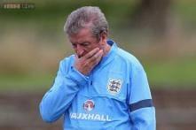 Hodgson admits to nerves over England's doomsday scenario