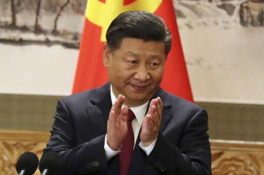 File Photo of China's President Xi Jinping (Image: AP)