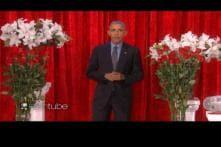 Watch: US First Couple exchanges love poems on Ellen DeGeneres show