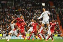 In Pics: Champions League semi-finals