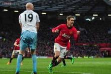 Man United win 4th straight game, beat West Ham 3-1