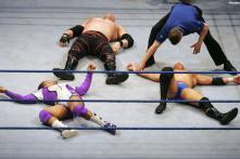 WWE Bragging Rights: Orton vs Barrett