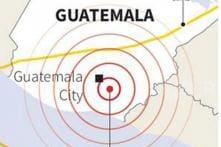 6.2 magnitude earthquake hits near Guatemala City