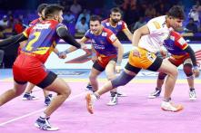 Pro Kabaddi 2019: UP Yoddha Get 2nd Straight Home Win as They Beat Puneri Paltan