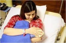 Yeh Rishta Kya Kehlata Hai Actress Priyanka and Husband Vikas Kalantri Share First Pictures of Son Vihaan