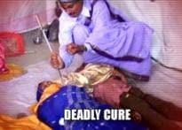 Bihar 'doc' uses sword for surgery