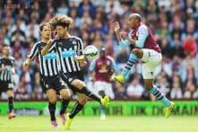 Aston Villa, Newcastle draw 0-0 in Premier League
