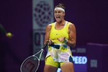 Aryna Sabalenka Beats Petra Kvitova to Win Qatar Open for Sixth Career Title