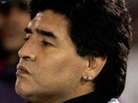 Argentinians want Maradona's head