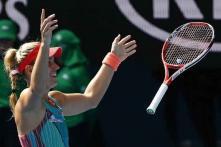 Angelique Kerber ends Johanna Konta's run to reach Australian Open final