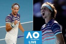 Australian Open 2020 Semi-finals HIGHLIGHTS: Dominic Thiem Beats Alexander Zverev to Book Final vs Novak Djokovic
