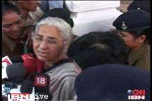 Medha Patkar arrested along with associates in Allahabad