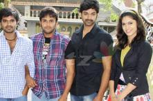Actors Sai, Dileep, Sriraj team up for a Telugu film