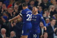 Eden Hazard Dances His Way Through West Ham Defence to Score Stunning Solo Goal (Watch)
