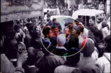 Watch: Delhi BJP Councillor caught on camera slapping MCD Junior Engineer