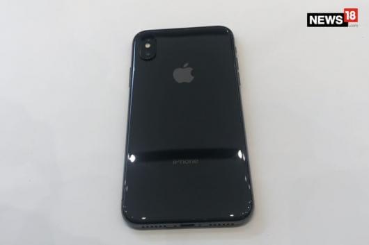 Apple iPhone X india 2