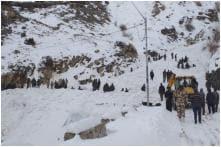 1 Jawan Killed, 5 Trapped in Kinnaur Avalanche