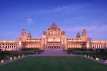 Jodhpur's Umaid Bhawan Palace named the world's best hotel of 2016