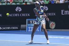 Venus Williams beats Anastasija Sevastova to reach semi-finals of Taiwan Open