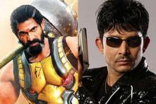 Kamaal R Khan Calls Rana Daggubati 'Brainless' After Baahubali 2 Star Blocks Him