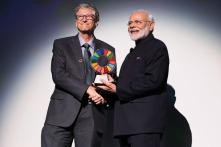 PM Modi Receives International Award for 'Swachh Bharat' Abhiyan, Says Women Benefited the Most