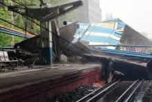 Bridge Collapses At Mumbai's Andheri Station
