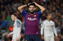 Won't Celebrate Goal against Liverpool at Anfield, Says Luis Suarez