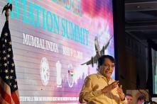 Suresh Prabhu Seeks US Help to Locally Manufacture Aircraft