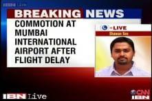 AI flight to Kuala Lumpur delayed, commotion at Mumbai airport