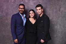 Koffee With Karan 6: Ajay Devgn, Kajol Have a Great Time with Karan Johar