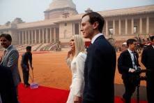 Ivanka Trump, Jared Kushner Tour Rashtrapati Bhavan; See Pics