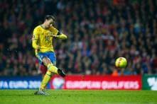 Sarcastic Zlatan Ibrahimovic takes a dig at English media