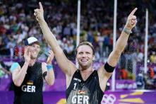 Olympics: Germany win gold in beach volleyball