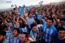 World Cup 2014: Despite woes, Argentines united in winning run
