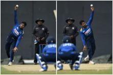 Left or Right, It's All the Same for Sri Lanka's Kamindu Mendis