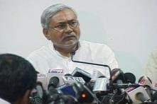 Nitish mourns passing away of former senior Congress leader DP Yadav