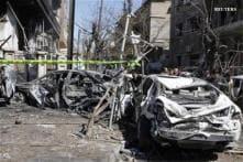 Bomb kills at least 43 in north Syria: Activists