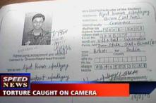 BHU student returns to college, ragged again