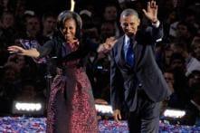 Michelle Obama picks Kors dress for election night