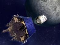 Watch: NASA slams rockets onto moon's surface
