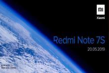 Xiaomi Redmi Note 7S With 48-Megapixel Camera Launching in India on May 20 Confirms Manu Kumar Jain