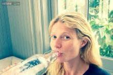 Gwyneth Paltrow posts no-make up selfie on Twitter