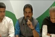 Ashok Gehlot is CM Designate, Sachin Pilot His Deputy As Rahul Ends Suspense