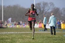 Geoffrey Kamworor of Kenya Smashes Men's World Half Marathon Record