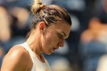 World No. 1 Simona Halep Retires Hurt from China Open