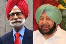 Punjab CM Amrinder Singh Seeks Bharat Ratna for Hockey Legend Balbir Singh