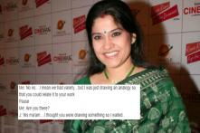 Renuka Shahane's Conversation With A Journalist Is Hilarious