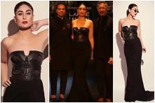 Kareena Kapoor Flaunts Bold Avatar on Lakme Fashion Week Ramp in Shantanu-Nikhil Design