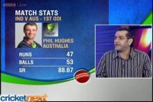 India vs Australia, 1st ODI: Shaky start for Team India