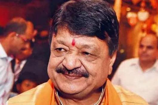File photo of BJP leader Kailash Vijayvargiya.